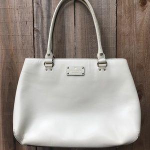Kate Spade Cream Doctor's Bag